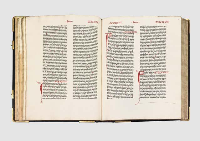Bible de Mentelin (Strasbourg, 1460)