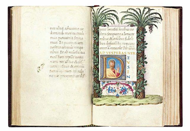 les Heures Aragon-Sforza